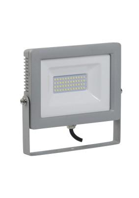Прожектор светодиод. 50Вт IEK СДО-07-50 6500К 4000Лм IP65 сер.