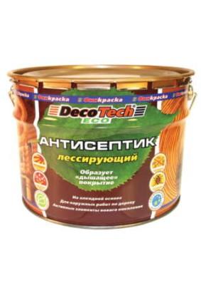 ДекоТех Eco орех/10 л/