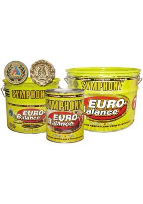 Краска интерьер. SYMPHONY euro-balance 7 база А матовая/2,7 л/3,51 кг/
