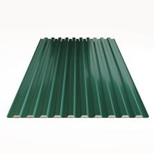 Профлист/ С21 1051х0.4/ RAL 6005/ Зеленый