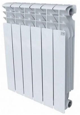 Радиатор ал. STI 350/80 ( 6 секц.)