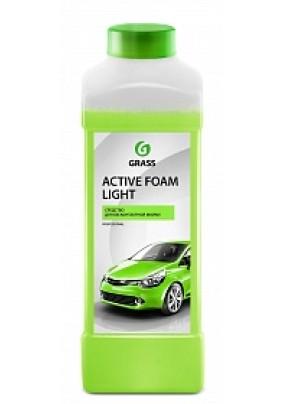 Автошампунь Grass Active Foam Light/1 л/для б/к мойки