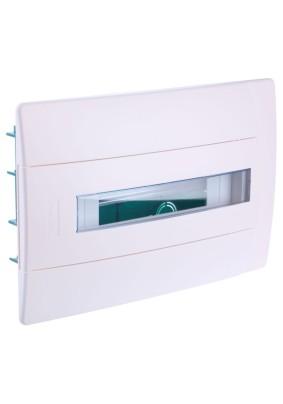 Бокс CП Practibox 12мод. бел/бел. дверь Leg 601117