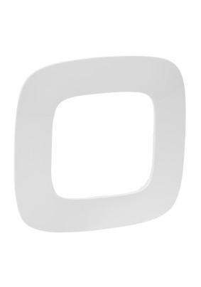 Рамка 1 Valena ALLURE/бел/Leg 754301