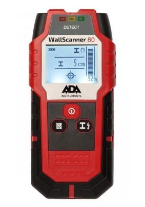 Детектор проводки ADA Wall Scanner 80/А00466/
