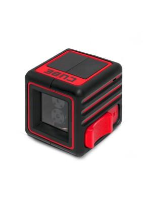 """Нивелир лазерный ADA Cube Professional Edition (2 линии, 20м, 1/4"""") +штатив/А00343/"""