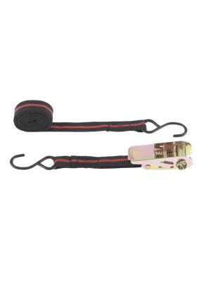 Ремень багажный с крюками, 5 м, храповой механизм Automatic// SPARTA/543385