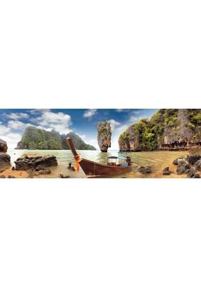 Картина на стекле Остров Джеймса Бонда в Тайланде 33х95  AG 33-13/ПостерМаркет