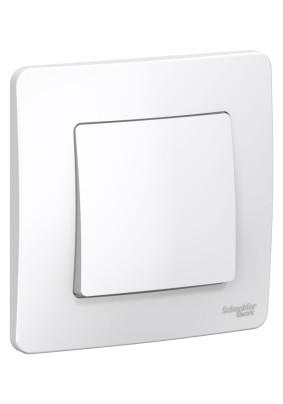 Выключатель 1 СП/BLANCA/бел./BLNVS010101/