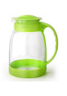 Кувшин стекл 2л зеленый TM Appetite T-650/GR