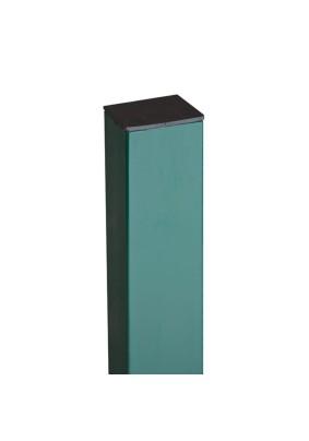 Столб 60х40х3000мм/Зеленый
