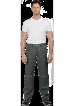 Брюки ТУРБО серые (52-54 рост 170-176) /брю 607