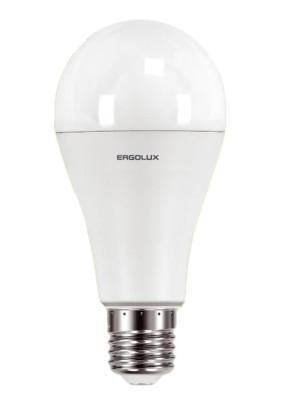 Лампа светодиод.20 Вт Ergolux А65 Е27 4500К 1950Лм