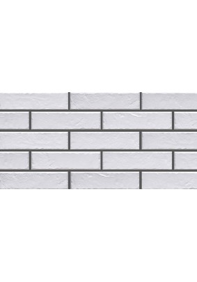 Foggia bianco Плитка фасадная 24,5x6,5x8/ упак-0,6 м2