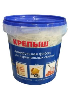 Армирующая фибра Крепыш/ 1,0 кг