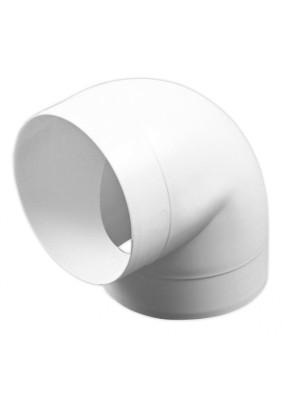 Колено кругл. 90 градусов Д100 (121/1)