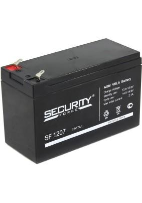Аккумулятор Security Force SF 1207/12В 7000mAh/