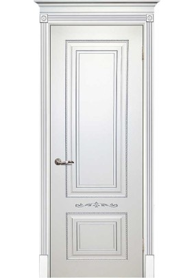 Подпятник  RAL9003 Белый  17х70х230/Текона