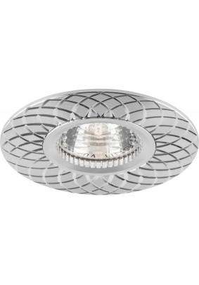 Светильник точечный GS-M388 28886 MR16 G5.3 серебро