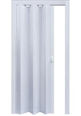 Дверь-гармошка СТИЛЬ/Серый Ясень