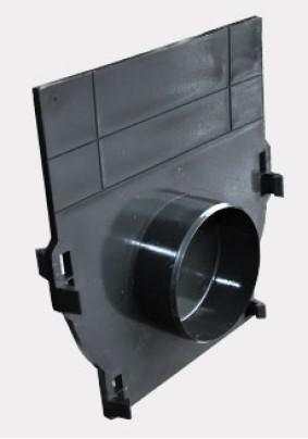 Заглушка д/пластикового канала DN100/8116