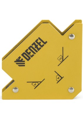 Магнитный уголок Denzel 97551/усилие 25 LB, для сварочных работ