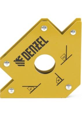 Магнитный уголок Denzel 97553/усилие 50 LB, для сварочных работ