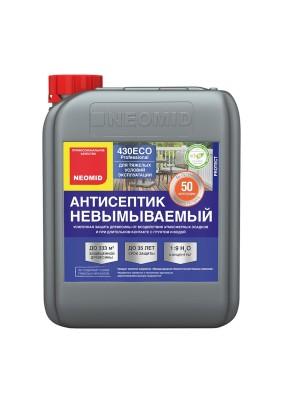 Антисептик NEOMID 430 Eco невымываемый консервант/ 5 л/ концентрат 1:9