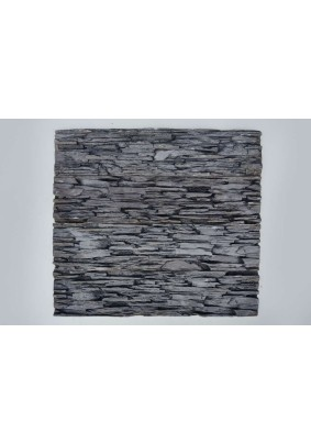 Саяны серый Плитка гипсоцементная 9,5х39,5х1,5 /кратно уп=1,15м/под=41,4м/