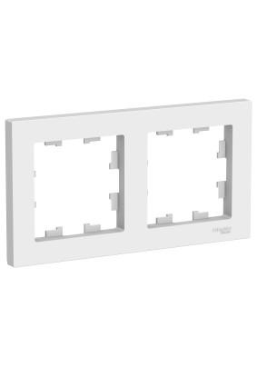 Рамка 2 ATLAS DESIGN бел. ATN000102