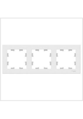 Рамка 3 ATLAS DESIGN бел. ATN000103