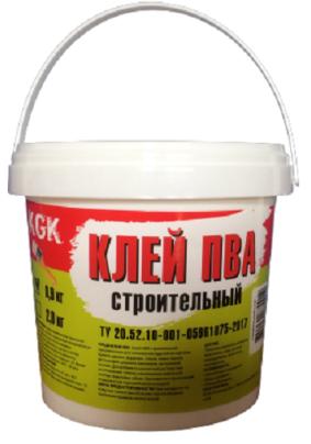 Клей ПВА строит KGK / 2 кг/