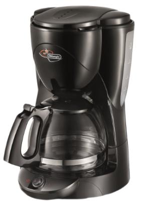 Кофеварка эл. DeLonghi  ICM 2,1 B капельная