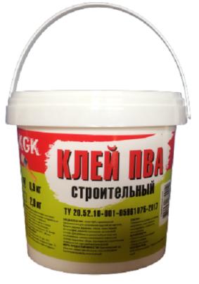 Клей ПВА строит KGK / 0,9 кг/