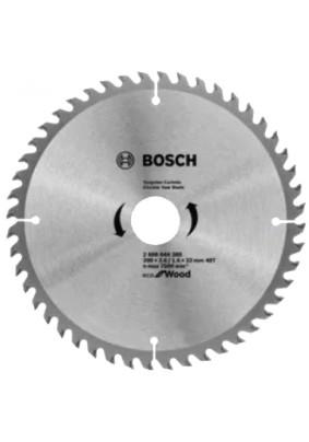 Диск пильный по дереву 200х32-48Т Bosch ECO WO