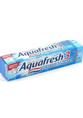 Зубная паста Aquafresh Освежающая мята 100мл