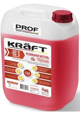 """Теплоноситель """"KRAFT PROF -65"""" 20кг"""