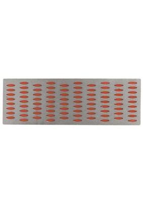 Брусок шлиф. алмаз. Р200 FIT/красный/ 38331