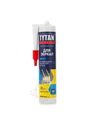 Жидкие гвозди Титан для Зеркал 310 мл