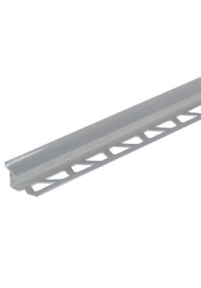 Раскладка внутр. для плитки 10 мм /светло-серая/ 2,5м