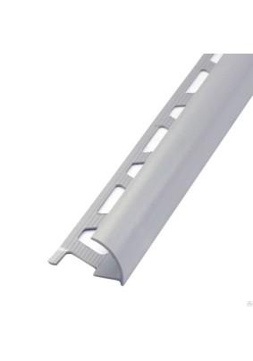 Раскладка наруж. для плитки 10 мм /светло-серая/ 2,5м