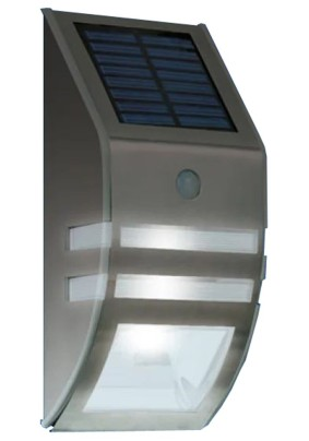 Светильник Uniel USL-F-164/MT170/SENSOR/светильник с ДД/на солн. бат.