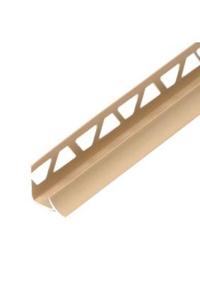 Раскладка внутр. для плитки 10 мм /бежевая/ 2,5м
