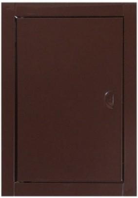 Люк ревизионный 20х40 коричневый ДР2040 кор