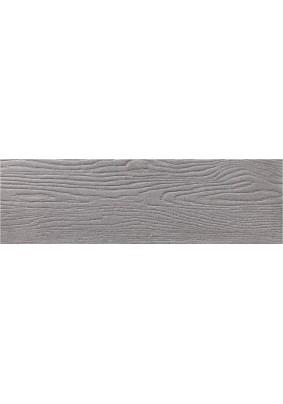 Сайдинг хризотилцементный Фибратек текстура/ Серый/ 8х190x3000мм/