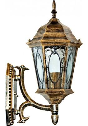 Светильник садово-парковый PL160 11327 60W 230V E27 черное золото