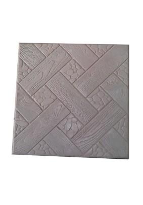 Ялта коричневая Плитка тротуарная 30х30х3 /1м2-11шт=60,5кг/под=20м/