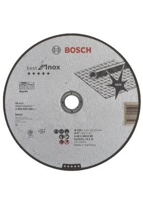 Круг отр. 230х1,9х22.23/нерж./Bosch/