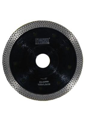 Диск отр.алмазн. Д125х22,2х1,2 по керамике ГРАНИТ CPST 125 супер тонкий, 250827