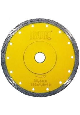 Диск отр.алмазн. Д180х25,4х1,8 по керамике ГРАНИТ CPSP 180 д/плиткореза, 250828